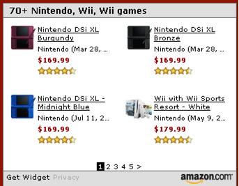 LampGames.comNintendo Wii Recommends